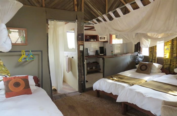 Croc Valley Camp - South Luangwa National Park