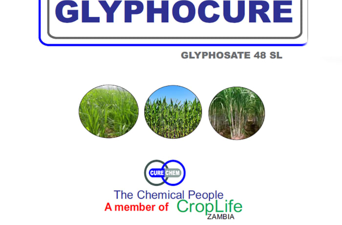 Glyphocure 48% SL Herbicide