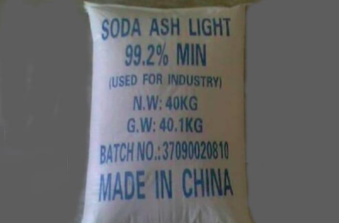 Soda Ash Light / Dense