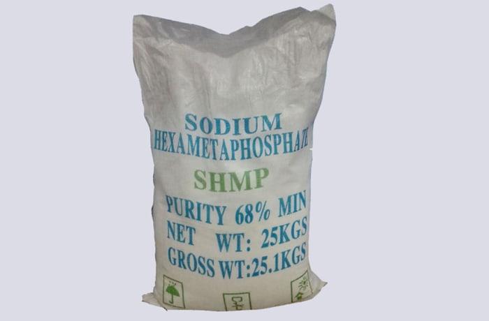 Sodium Hexa Meta Phosphate (SHMP)