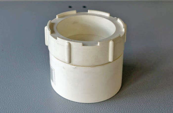 PVC Cleanout Adapter