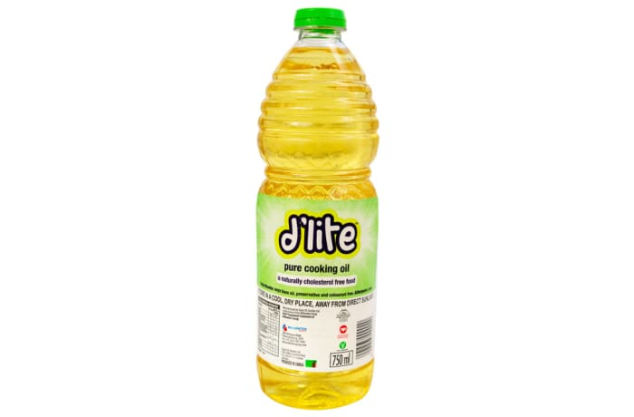 d'lite Pure Cooking Oil