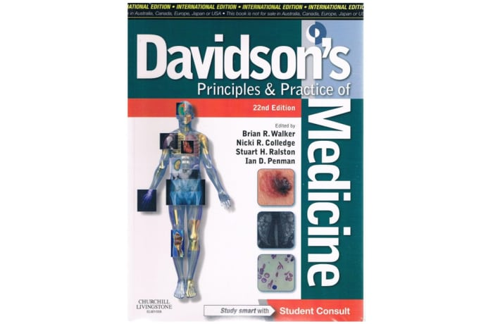 Davidson's Principles and Practice of Medicine 22nd Edition