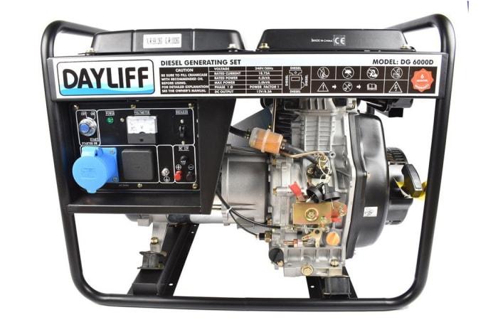 Dayliff DG6000 Diesel Generator