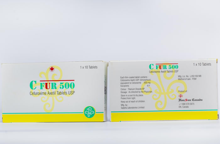 Cefuroxime Axetil Tablets USP
