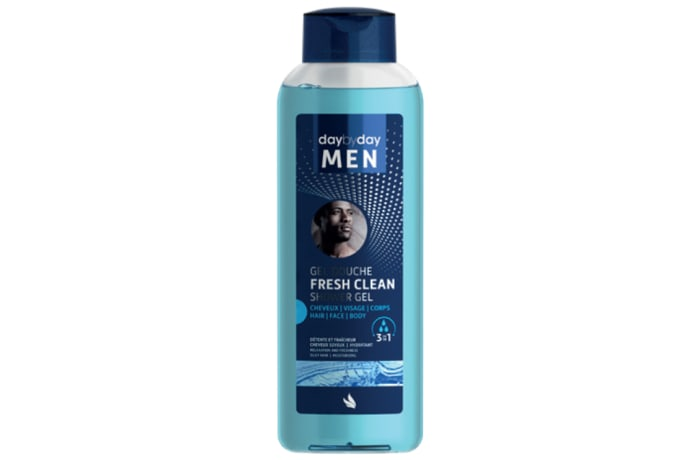Day by Day Men Shower Gel Fresh Clean