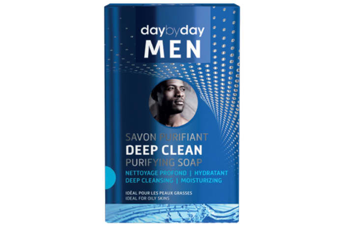 Day by Day Men Soap - Deep Clean
