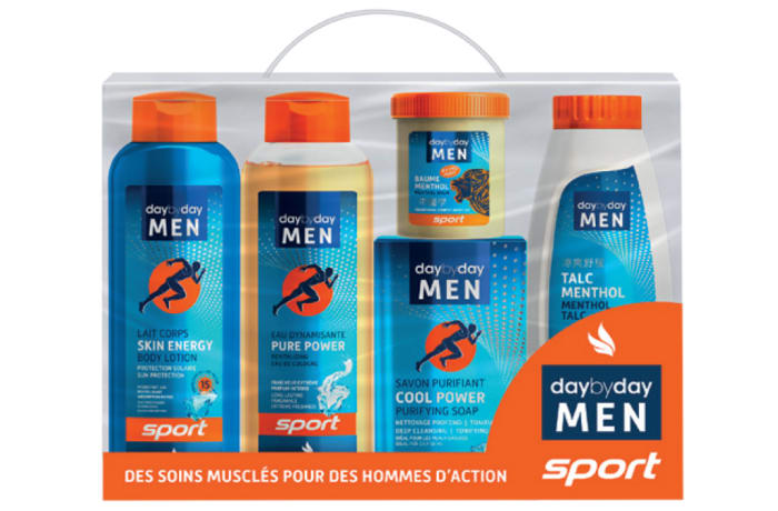 Day by Day Men Sport - Energy Kit
