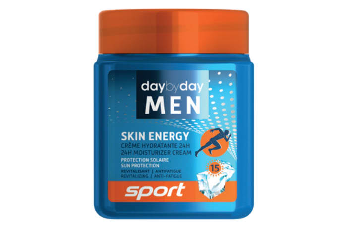 Day by Day Men Sport - Moisturizing Cream Anti UV