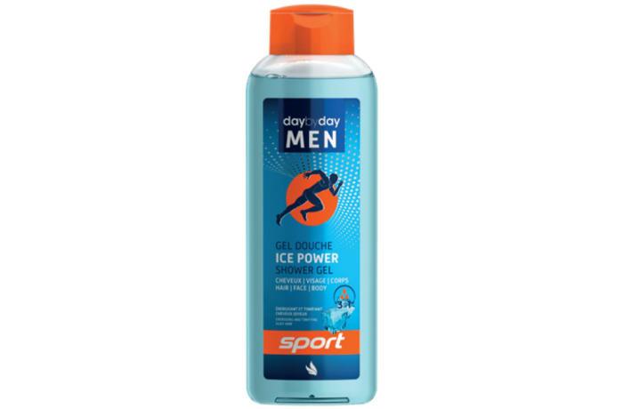 Day by Day Men Sport - Shower Gel Ice Power