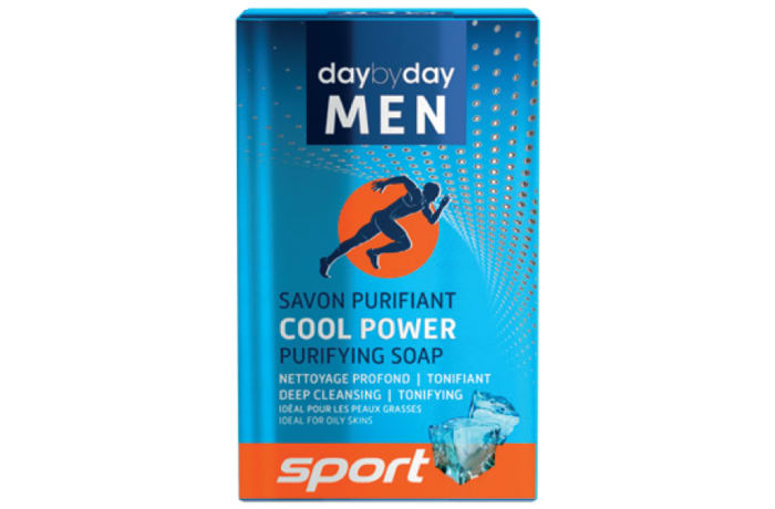 Day by Day Men Sport - Soap Cool Power
