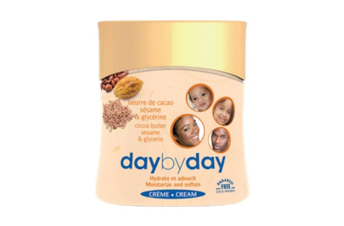 Day by Day Moisturizing Cream with Cocoa butter, Sesame & Glycerine