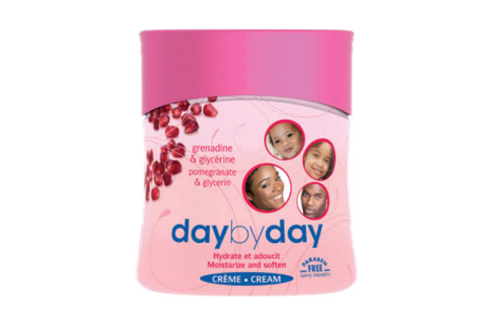 Day by Day Moisturizing Cream with Grenadine & Glycerine