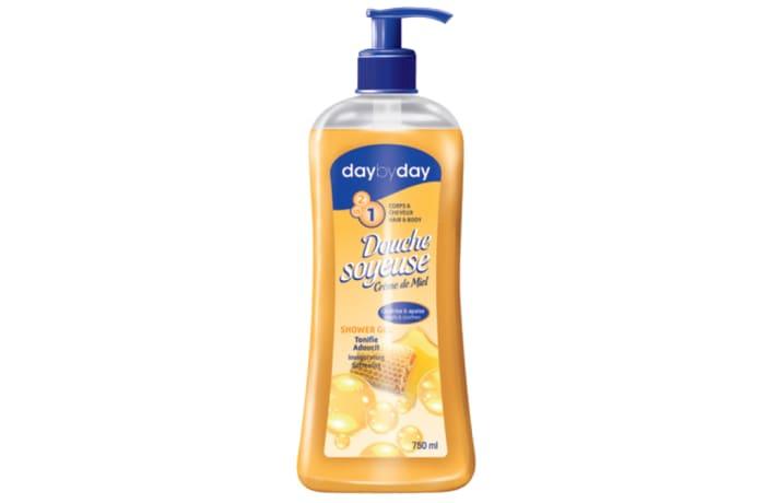 Day by Day Shower Gel Honey
