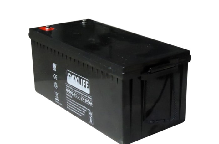 Dayliff 150Ah 12V Sealed Solar Battery