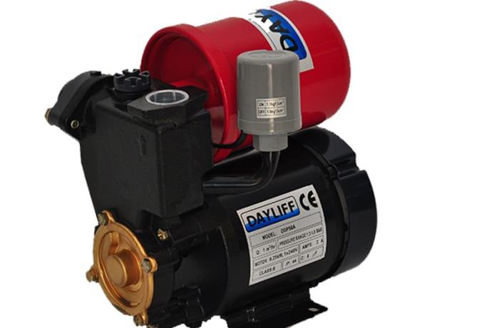 Dayliff DDP50A booster pump