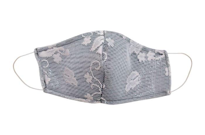 Respirators & Masks  - Decorated reusable face masks - Grey