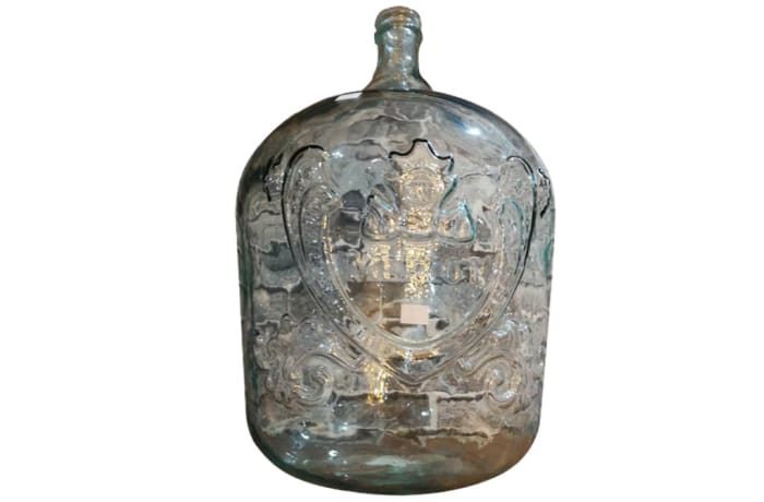 Classic Decorative  Glass Jar