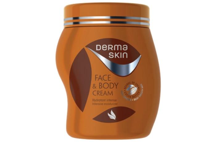 Dermaskin - Moisturizing Cream - Cocoa Butter