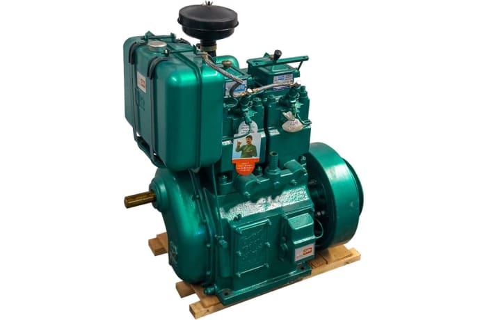 Double Piston Diesel Engine