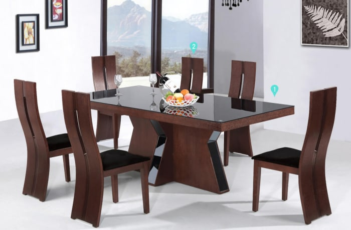 Dining table & Dining chairs 6326