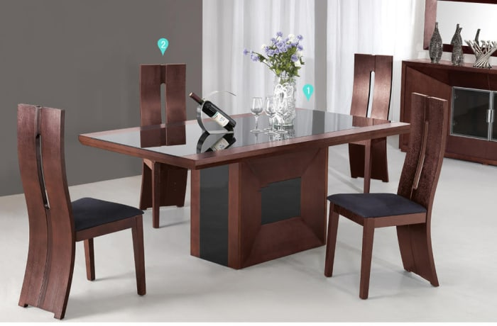 Dining table & Dining chairs 6863