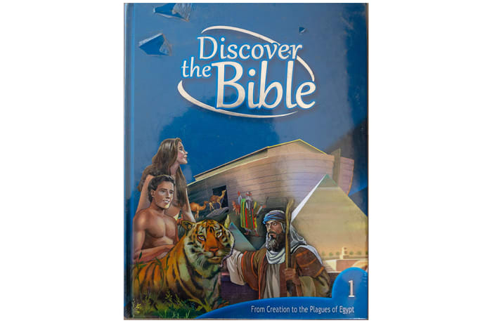 Discover the Bible - Volumes 1-6
