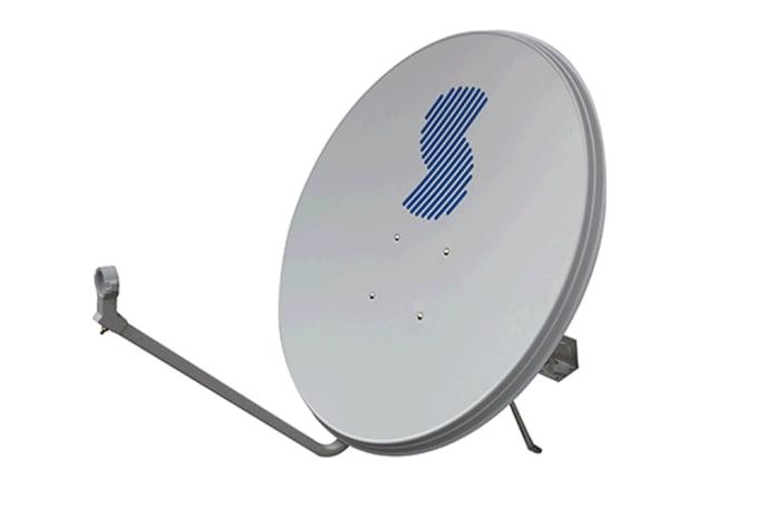 Satellite antenna SRT D80E