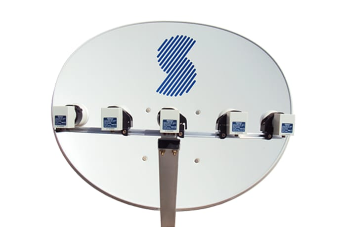 Satellite antenna SRT D85W