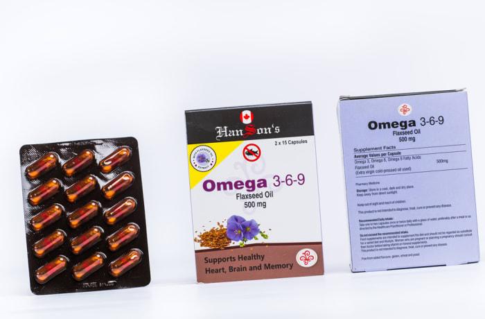 Hanson's Omega 3-6-9 (pack)