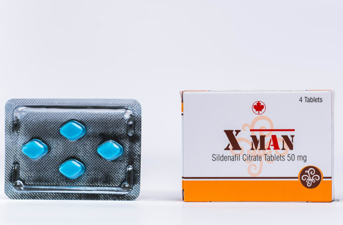 X Man - Sildenafil Citrate Tablets