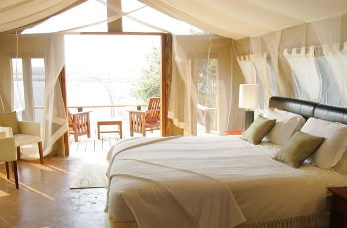 Honeymoon in Lower Zambezi