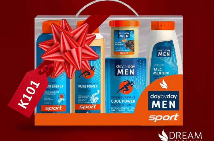 Valentine's Vanity gift for him - Sport Collection image
