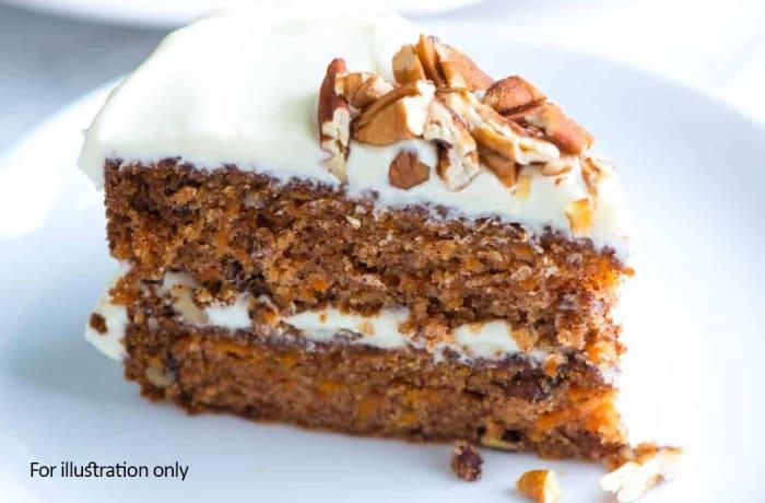 Dessert - Carrot Pecan Cake