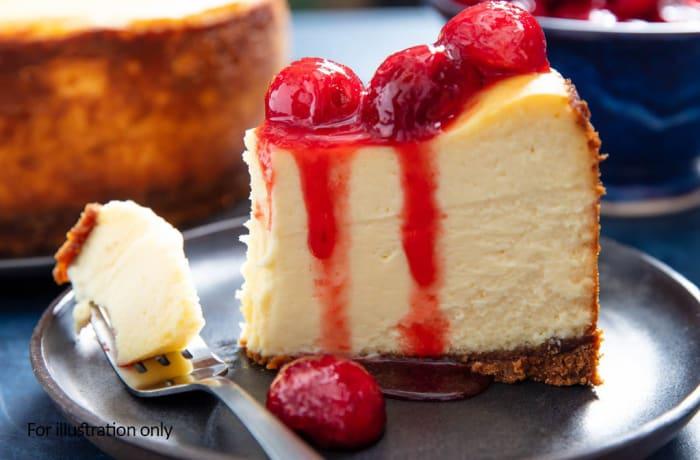 Dessert - New York cheese cake