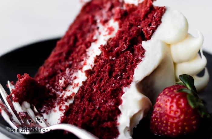 Dessert -  Red Velvet Cake