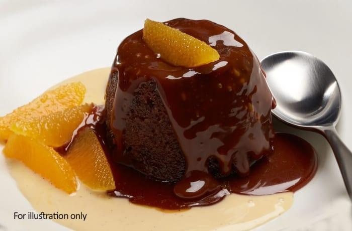 Dessert - Sticky Date Pudding