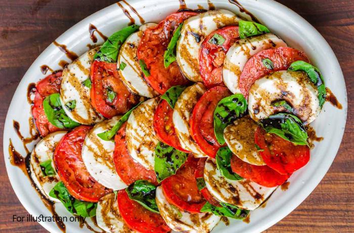 Salads - Caprese Salad