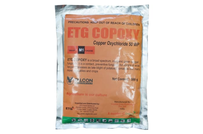 ETG Copoxy - Copper Oxychloride 50 WP