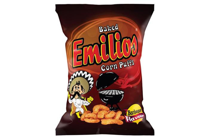 Emilios Bbq Corn Puffs 48 X 20g