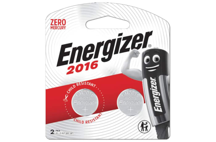 Energizer Lithium Coin: 2016