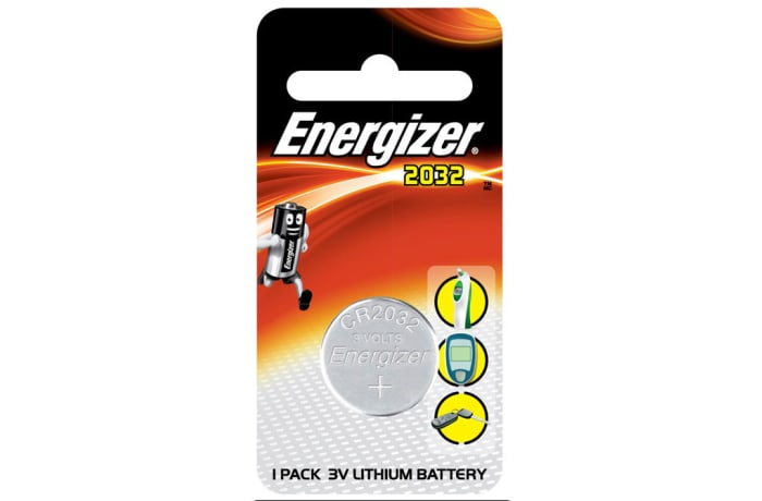 Energizer CR2032 3V Lithium Battery