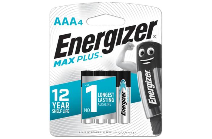 Energizer Maxplus: AAA-4