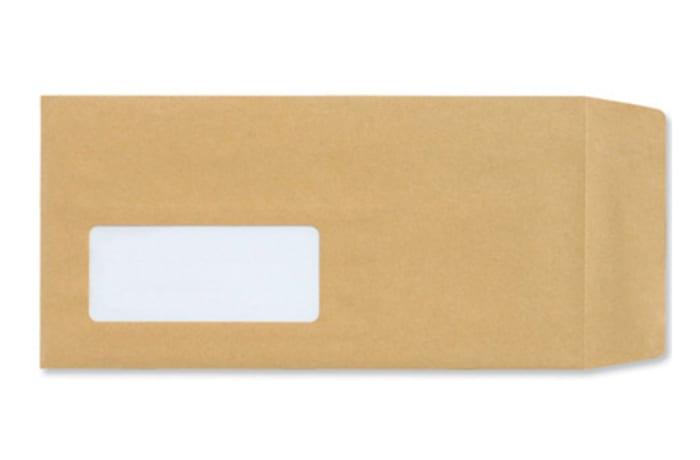 Envelope 9×4