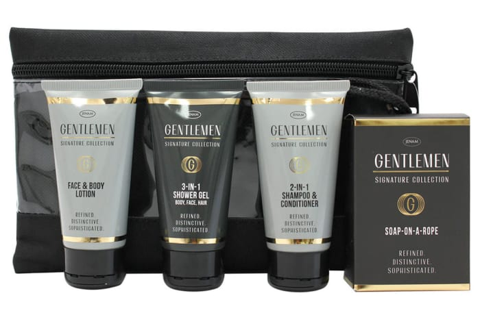 Signature Gentleman's Range Essential Travel Kit