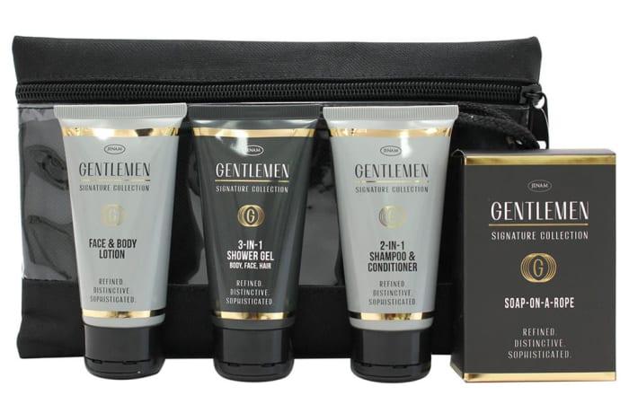 Essential Travel Kit Gentleman Signature Range