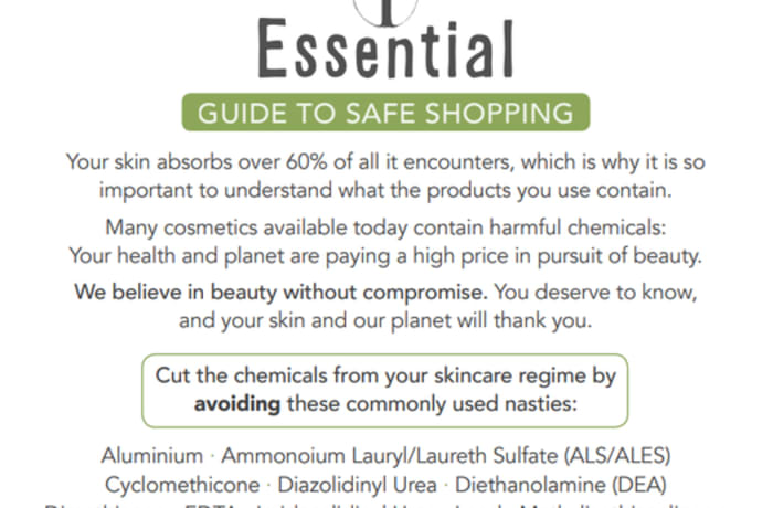Guide to safe shopping! image