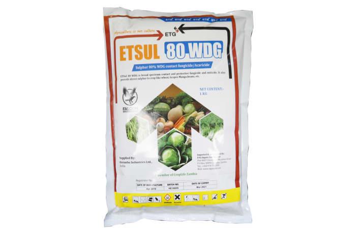 Etsul 80% WDG Fungicide - 5kg