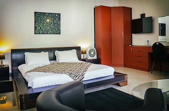 Executive suite - Double bed