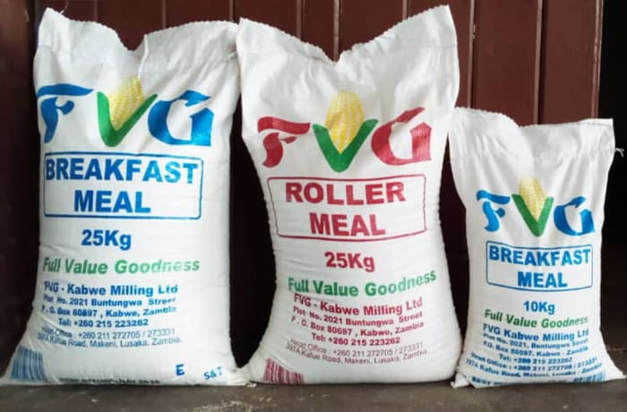 Mealie meal image